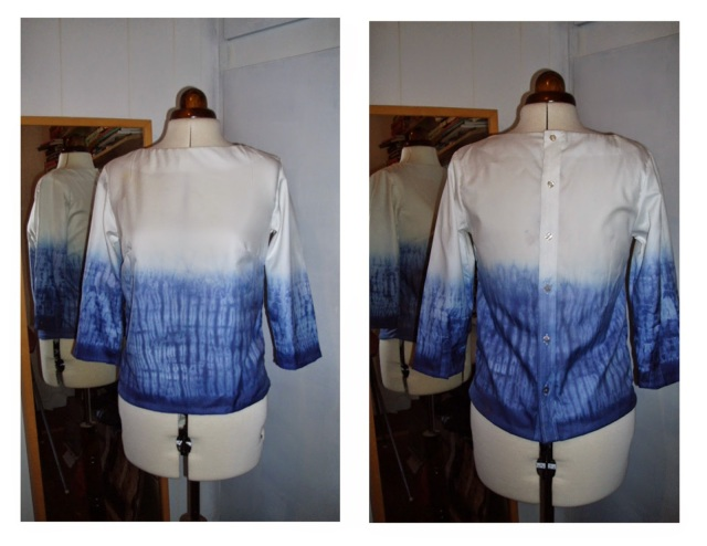 rrefashion shirt shibori