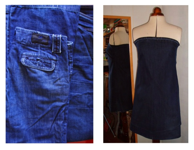denim upcycle