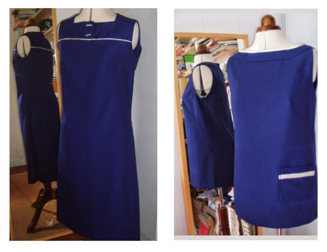 butterick 5191 to simplicity 1364