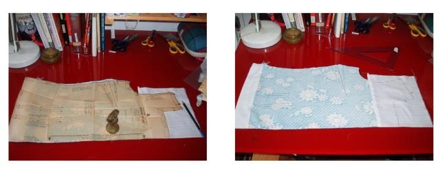 simplicity 2120 - pillowcase to top