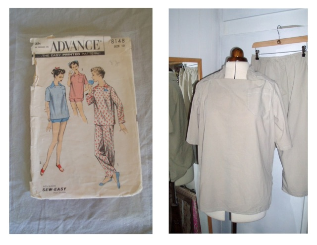 advance 8148 pyjamas from bedlinen