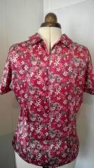 blouse back w/o button