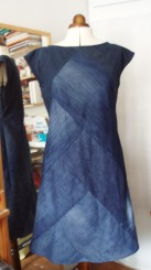 denim 4 jeans dress
