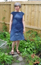 4 jeans denim dresss