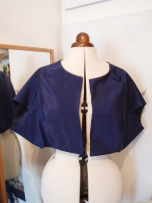 balanciaga studio faro inspired shrug