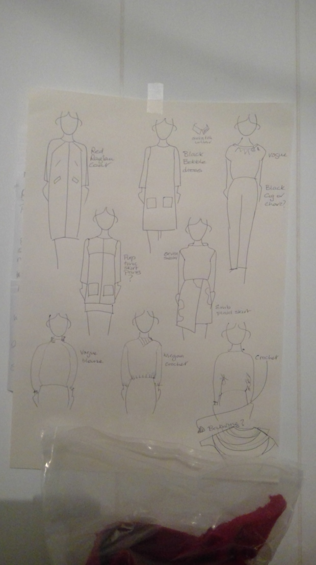 winter 2016 sewing plans