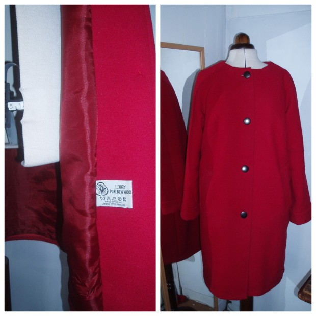 red coat remake