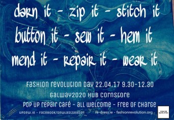 fashion revolution flyer
