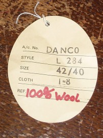 Danco Label