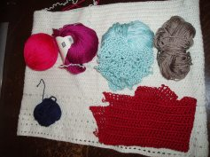 Stash yarn