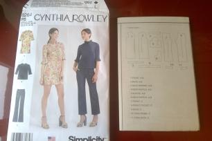 Cynthia Rowley Simplity 8264